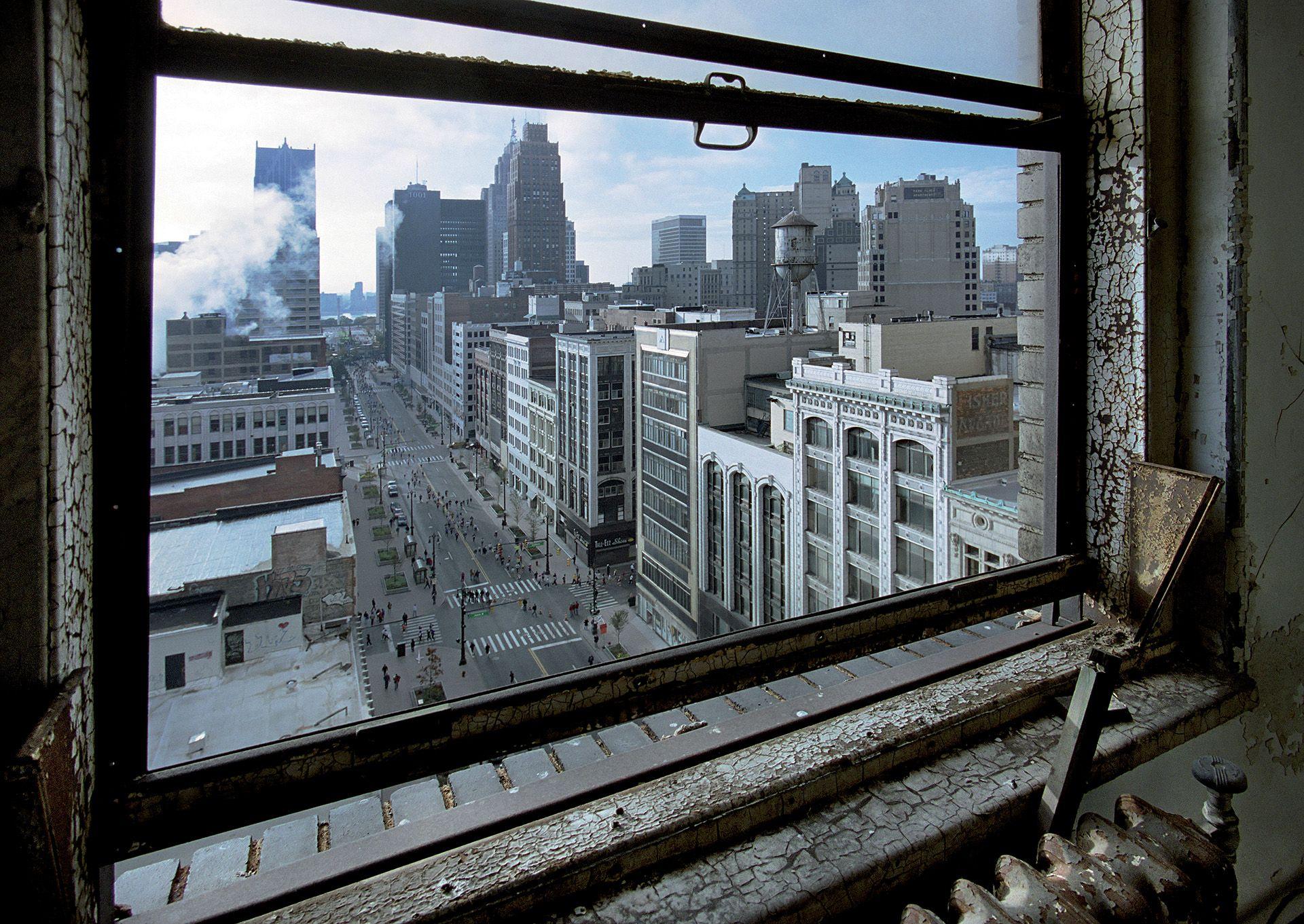 les ruines de détroit, carnet de voyage aux Etats-Unis - Yves Marchand et romain Meffre- Détroit - Etats-Unis - photographie - Bouts du monde