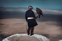 Les chasseurs aigliers de Bokonbayev
