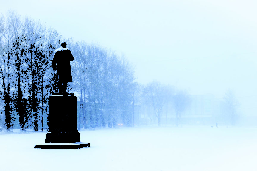 Sibérie : les légendes de Tchekhov