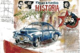 Questions en suspens à La Havane