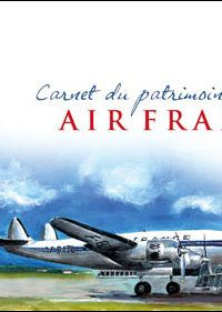 Carnet du patrimoine Air France
