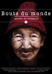 Bouts du monde : la revue du carnet de voyage n°13