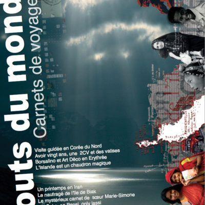 Bouts du monde : la revue du carnet de voyage n°4