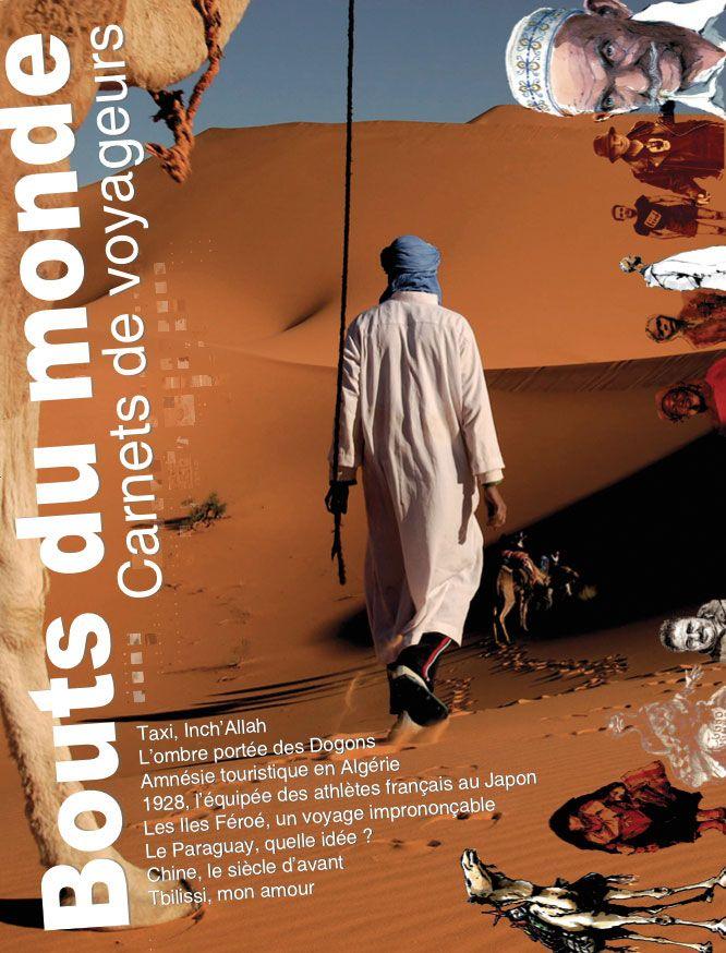 Bouts du monde : la revue du carnet de voyage n°8