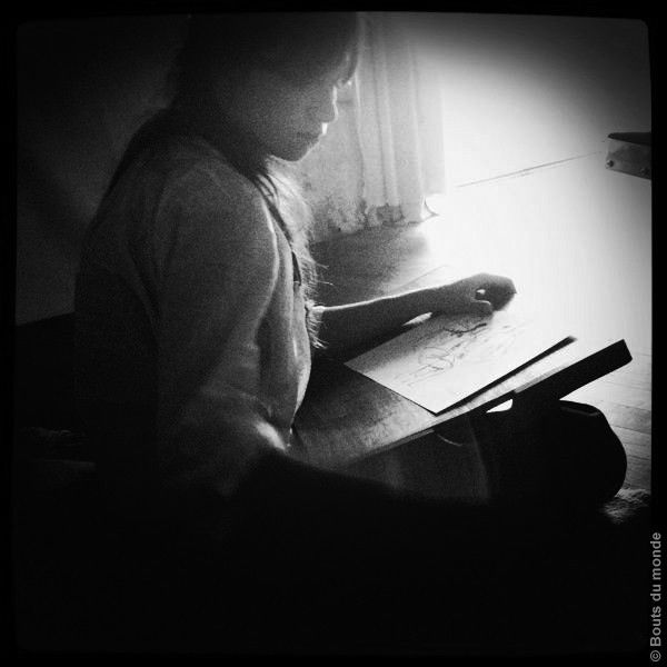 Laure Fissore - carnettiste - bouts du monde