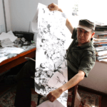 li kunwu - dessin - chine - bouts du monde