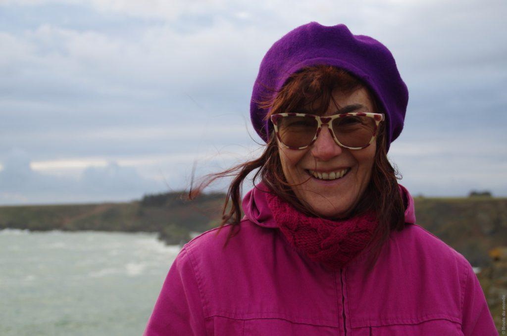 Louise Savenierres - auteur - bouts du monde