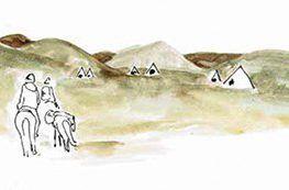 Mongolie, le désert des Tsaatans
