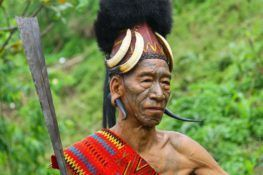 Chez les coupeurs de tête du Nagaland