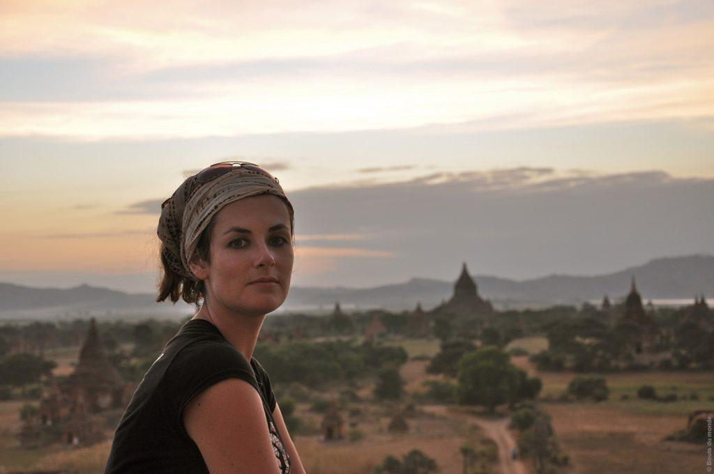 Stéphanie Ledoux - carnettiste - bouts du monde