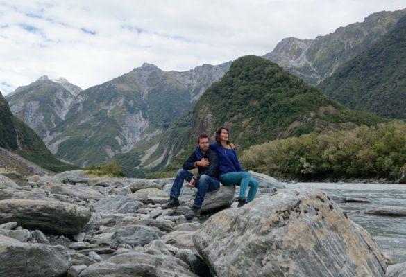 Sebastien et Zoé hivert-mallet - auteur - bouts du monde