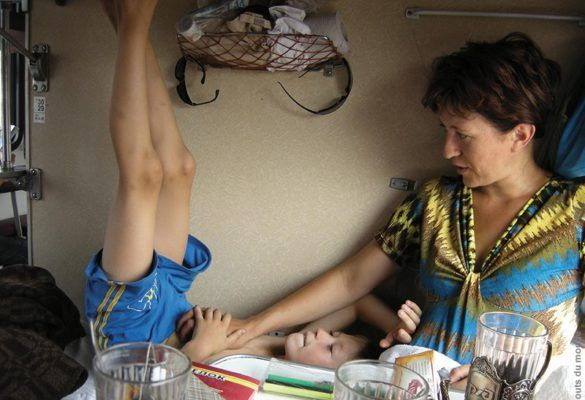 carnettiste : Karen Guillorel - transsiberien - Russie - bouts du monde