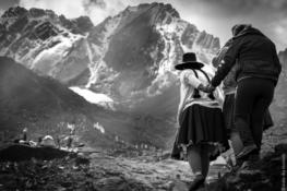 Pérou : les pèlerins de haute altitude