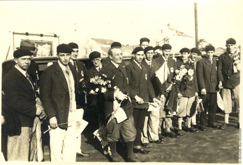 1928, l'équipée japonaise