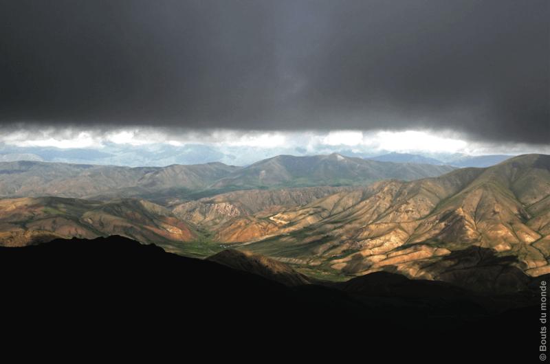 Asie centrale : les montagnes célestes