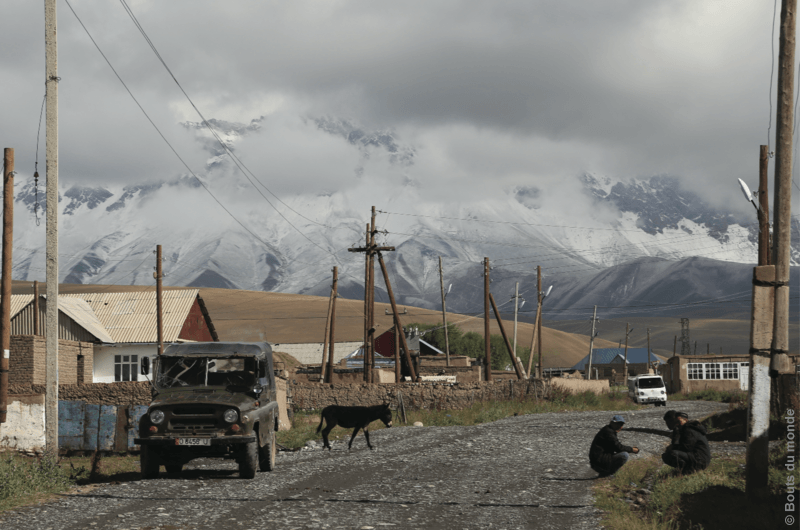 Kirghizstan : juste avant l'hiver