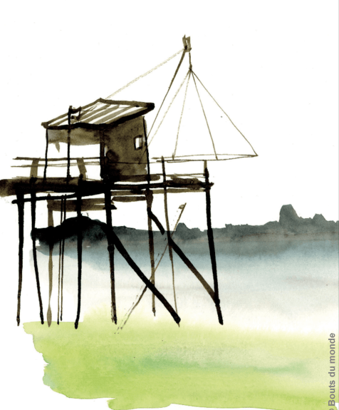Gironde. L'estuaire à tire-d'aile