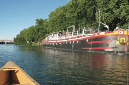 L'aventure au fil du Rhône