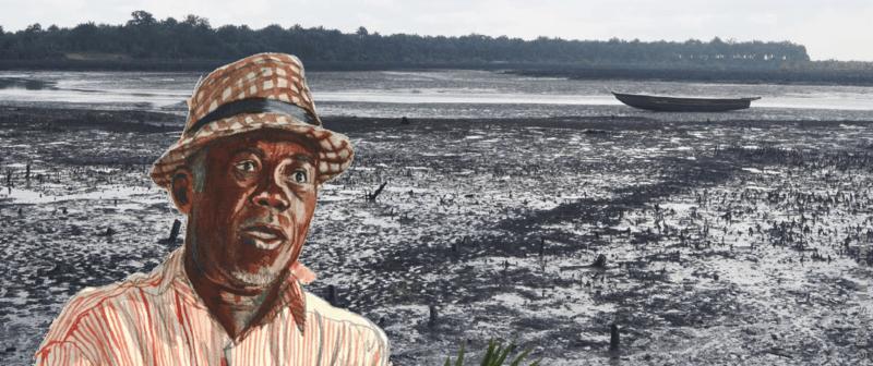 Le marais noir du Niger
