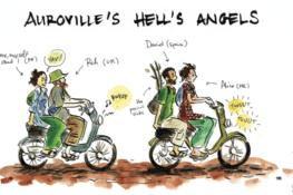 44 jours à Auroville