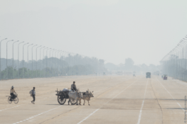 Birmanie : la capitale de l'absurde