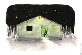 Brésil : la maison d'en face
