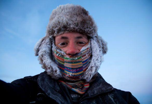 Matthieu Tordeur - aventurier - bouts du monde