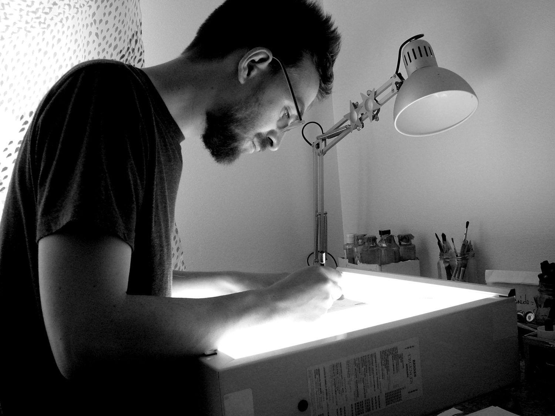 Vincent Normand - auteur - illustrateur - bouts du monde
