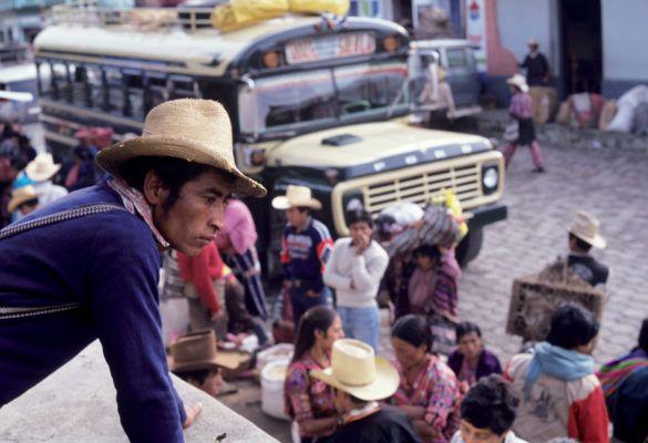 Photo voyage - Alain Bordereau - Guatemala - Bouts du monde