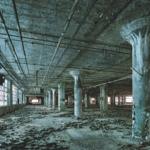 Carnet de voyage : Les ruines de Détroit - Romain Meffre et Yves Marchand - Etats-Unis - Bouts du monde 3