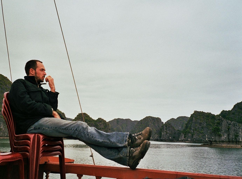 Luc Peillon - récit de voyage - Bouts du monde