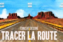Concert dessiné le 11 mars à Paris