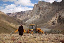 Himalaya : une route pour Kargyak