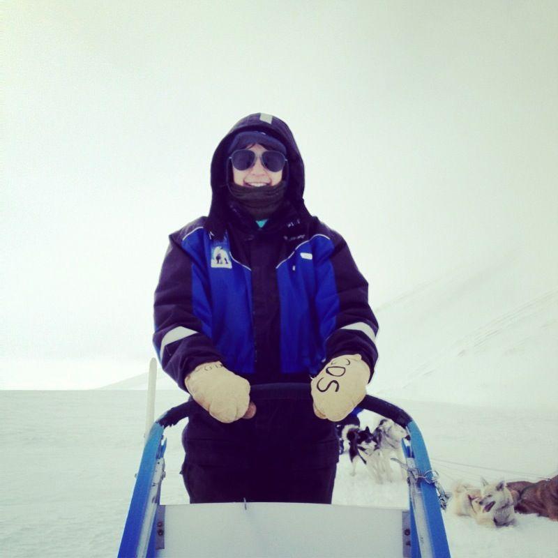 Aurélie Mangin - Bouts du monde - auteur - Svalbard