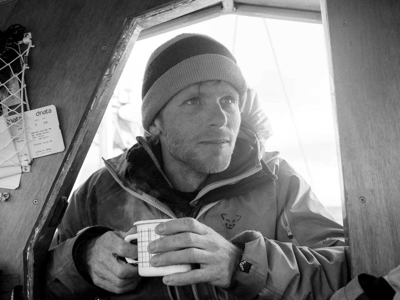 benjamin ruffieux - bouts du monde - auteur - carnet de voyage - pôle nord - arctique