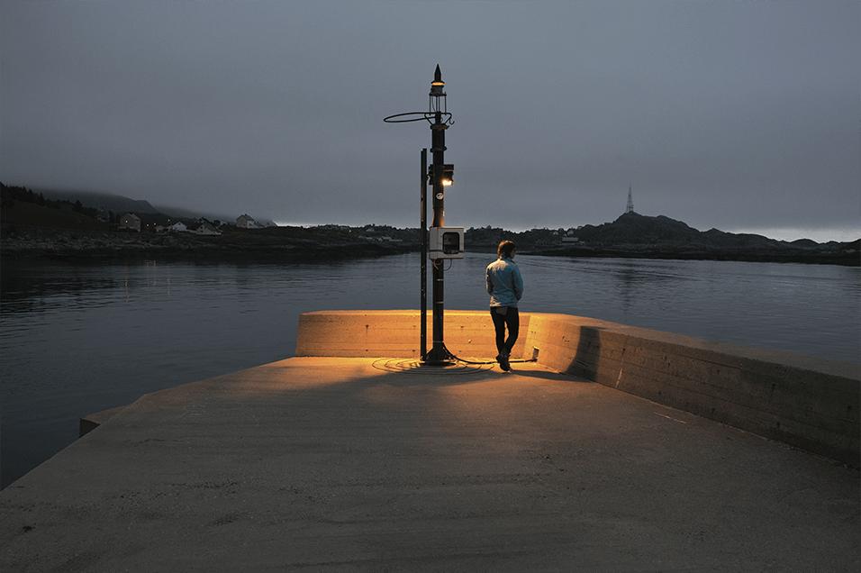 récit de voyage : défaire l'horizon, Florian Maurer et margot Laurens, Cap Nord, Norvège