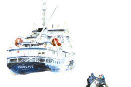 Mœurs scientifiques à l'approche des icebergs