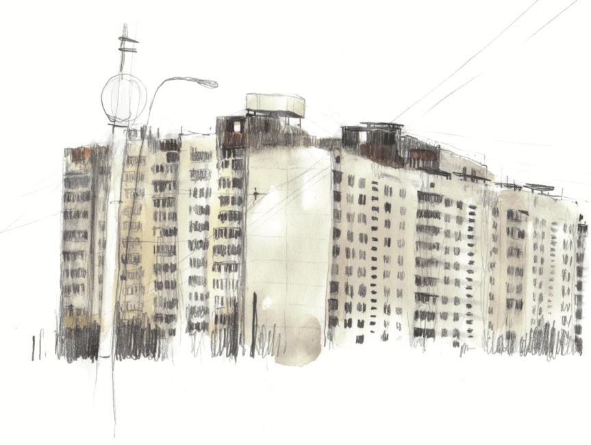 Moscou dans le décor