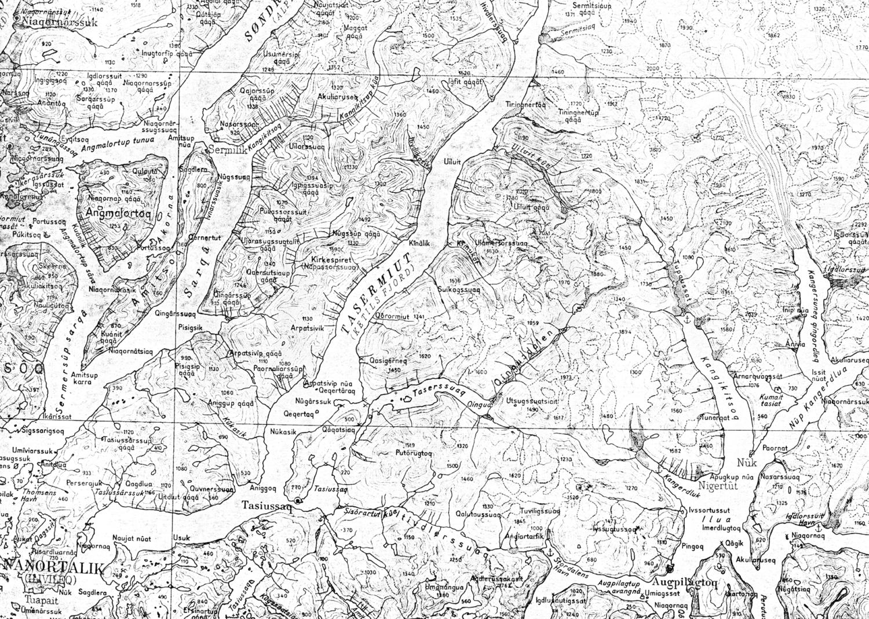 Carnet de voyage : le groenland au temps des boussoles et des cartes en papier, Marie Perrottet