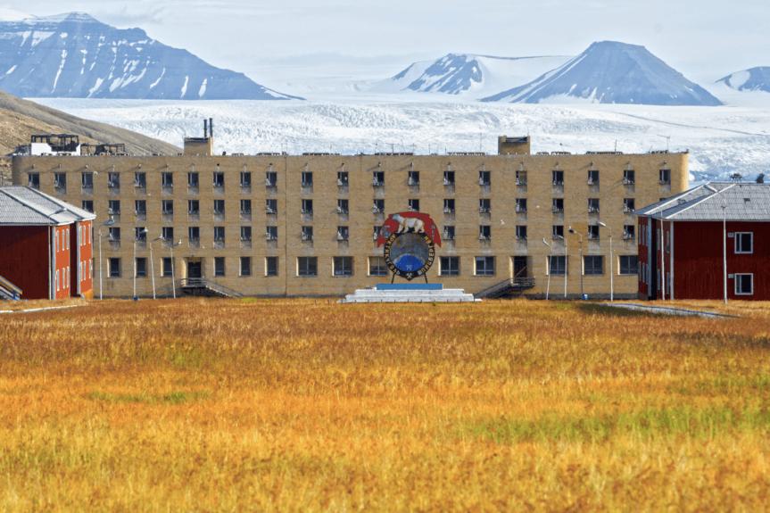 Un jour sans fin au Svalbard
