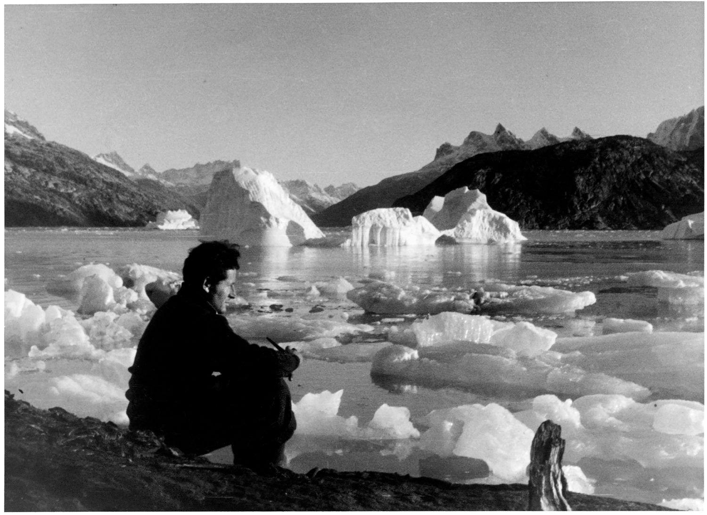 carnet de voyage : les yeux de Paul-Emile Victor, Stéphane Dugast, Groenland