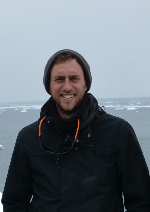 Julien Vasseur - Bouts du monde - auteur - carnet de voyage - terre adélie - ornithologue