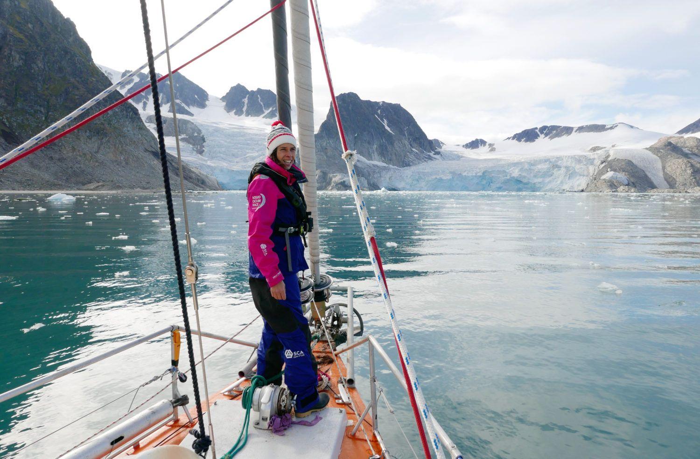 mélina repond - bouts du monde - auteur - carnet de voyage - arctique - pôle nord