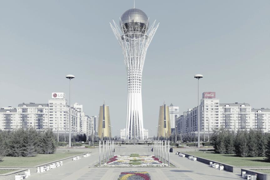Astana, folie urbaine
