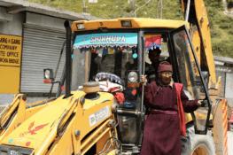 Carnet de route en Himalaya