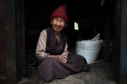 La grand-mère des Annapurnas