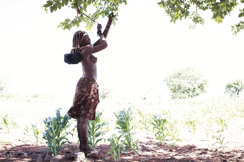 Carnet de voyage : La vie quotidienne chez les Himbas de Namibie avec Vincent Lemonde - L'intimité d'un peuple - Bouts du monde