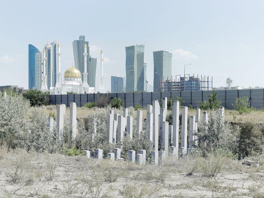 Carnet de voyage : portfolio de Fabrice Fouillet à Astana - Utopie urbaine - Kazakhstan - Bouts du monde