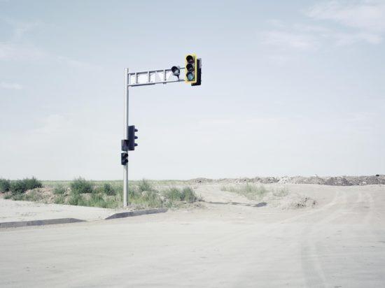 tirage d'art photo : Trafic de Fabrice Fouillet, Astana, Kazakhstan - Bouts du monde