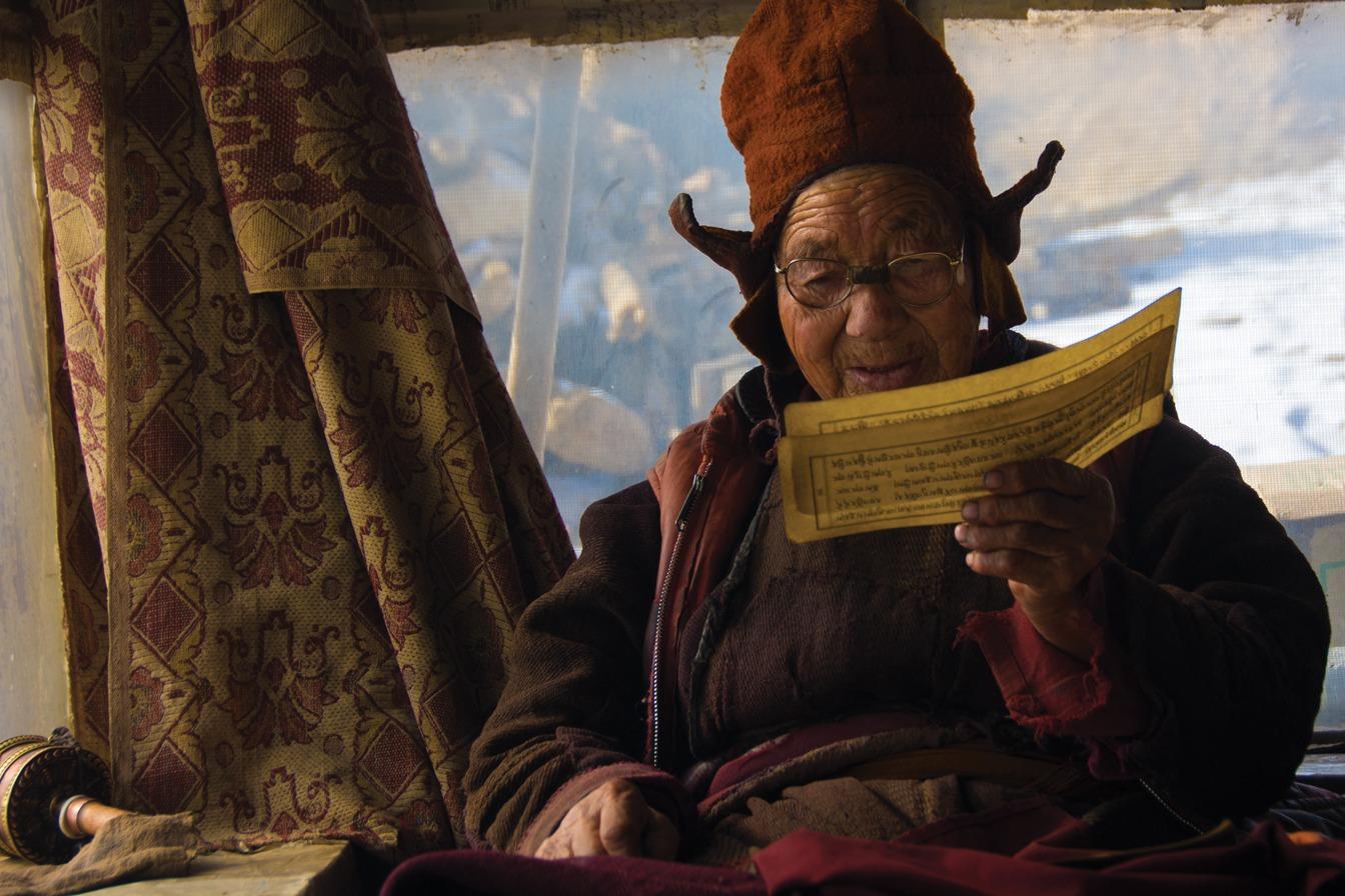 Carnet de voyage au Zanskar de Linda Bortoletto,à découvrir dans Bouts du monde 23